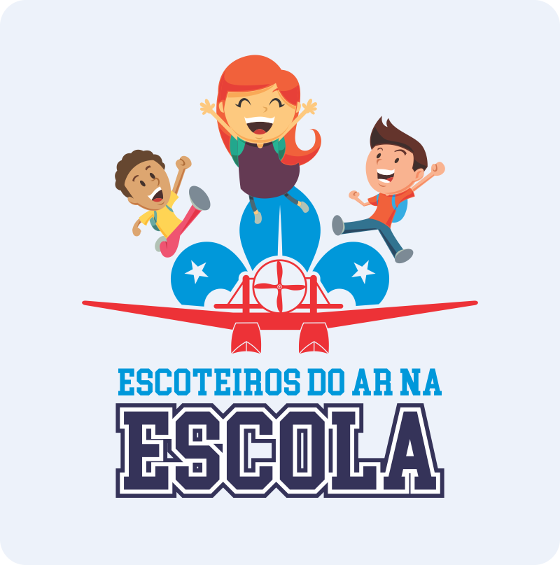 Escoteiros do Ar na Escola 2018