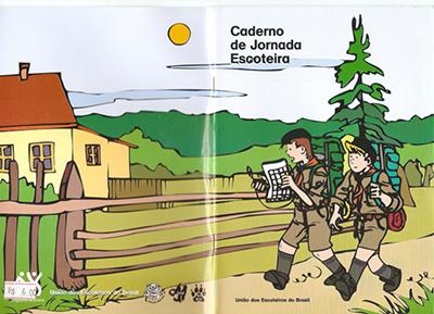 Caderno de Jornada Escoteira
